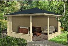 400 cm x 400 cm Gartenhaus Bovell Garten Living