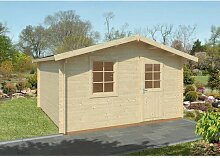 400 cm x 400 cm Gartenhaus Bridgewater Garten