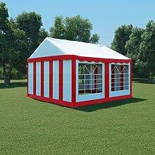 400 cm x 400 cm Pavillon Lilianna aus Stahl