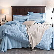 400 Gewinde graf comforter set weich bequeme bettwäsche-kollektion-M Queen2