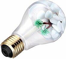 400ml bunt Flasche Leuchtmittel Luftbefeuchter Aromatherapie Diffusor gold
