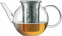 400 ml Teekanne Relax aus Glas Jenaer Glas