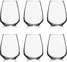 400 ml Trinkglas Atelier