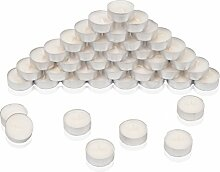 400 Stück HSM Teelichter Teelicht Kerzen Kerze