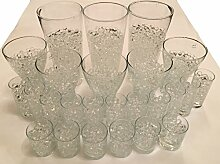 4000 Stück Wasser Kugeln Gel Bälle CHRISTAL ERDE CHRYSTAL Perlen Vasen Dekoration 11-15mm Durchmesser – Pflanzen Kerzen Blumen Wasserspender KRISTALL HINGUCKER (Transparent)