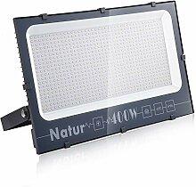 400W LED Strahler Außen Superhell LED Fluter