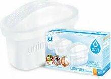 4021 Filter Dafi Unimax - 3 Dafi Unimax Wasserfilter Kartuschen passend auch für Brita Maxtra, PearlCo, BWT (3)