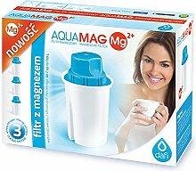 4029 Dafi Aquamag Magnesium Classic Wasserfilter Kartuschen passend auch für Brita Classic, PearlCo Classic (3)