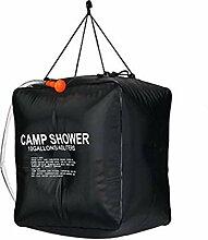 40L Camping PVC Dusche Tasche Solar Beheizte