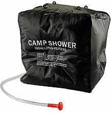 40L Solar Heizung Dusche Tasche Wandern Camping