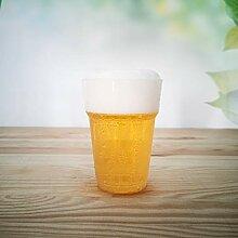 40x Bier Cup 200ml - bruchsichere Mehrwegbecher