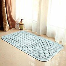 40X80CM Gesundheitsbad Rutschfeste Matte Badezimmer Dusche Fußauflage Badezimmer Heim Wasserdichte Matte Teppich XXPP