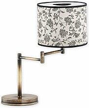 41 cm Nachttischlampe Grafton Metro Lane