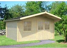 410 cm x 410 cm Gartenhaus Branchville Garten
