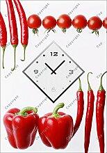 4182 Dixtime Designer Wanduhr, Wanduhren,