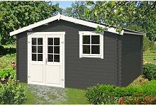 427 cm x 427 cm Gartenhaus Benedict Garten Living