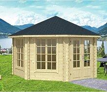 427 cm x 427 cm Gartenhaus Deshaun Garten Living