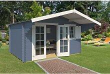 427 cm x 427 cm Gartenhaus Wiest Garten Living