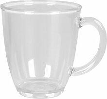 435 ml Kaffeeglas Kandy aus Acryl ClearAmbient