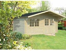 446 cm x 446 cm Gartenhaus Branchville Garten
