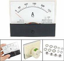 44L1-A AC 250A, rechteckig, Amperemeter Analog