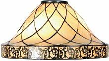 45 cm Lampenschirm aus Glas