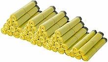 45 Rollen original Gelber Sack, 585 Gelbe Säcke