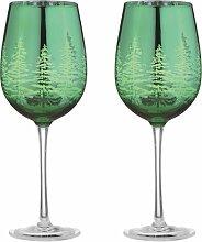 450 ml Stielloses Weinglas Alpine DRH Collection