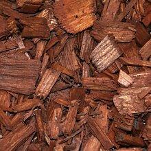 45x 50 Liter Sackware Holzhackschnitzel braun - volle Palette