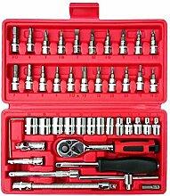 46PCS/box Auto Stahl Material-Reparatur-Werkzeug
