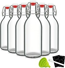 473 ml Bügelverschluss-Flaschen –