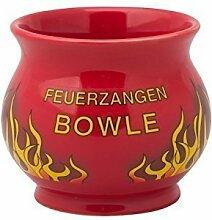 48 Glühweinbecher 0,2l Feuerzangentasse Feuerzangenbowle Punschbecher
