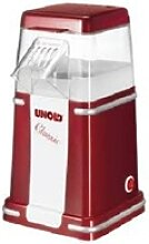 48525 Classic Popcornmaschine 900 W (Rot, Silber,