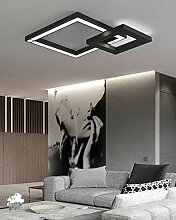 48W LED Deckenleuchte Wohnzimmer Lampe Dimmbar
