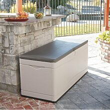495 L Gartenbox aus Kunststoff Lifetime