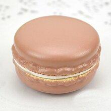 4cm * 2.5cm künstliche gefälschte Kuchen Simulation mini macaron Küche Dessert Dekoration