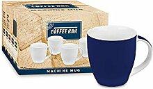 4er Coffee Bar Colors Becher - Navy