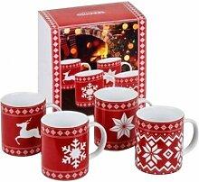 4er Geschenkset Christmas Time