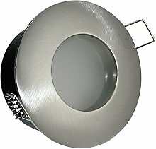 4er Set 5Watt COB LED Badezimmer Einbaustrahler