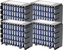 4er-Set Ersatzfilter für Tisch-Luftkühler und