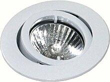 4er Set LED o. Halogen Einbaustrahler Lino für