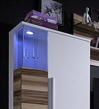 4er- Set LED Unterbau-Spot mit Farbwechsel-Licht EEK A