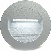 4er Set RAYON rund (1-5er Sets) LED Kalt-Weiß