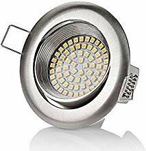 4er sparpack sweet led® Flaches Design LED