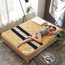 4moistureproof kohle tatami-matten matratze student verdicken sie matratze-H 200x220cm(79x87inch)