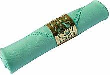 4PCS dekorative Tuch Servietten Servietten Sauber Cup Tuch, 005