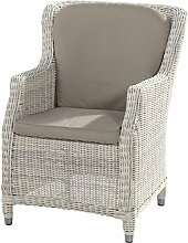 4Seasons Outdoor Brighton dining Sessel Polyrattan provance wicker