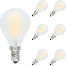 4W E14 LED Dimmbar Tropfenform Lampe, Ersatz für