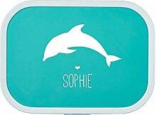 4you Design Personalisierte Brotdose Delfin |