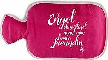 4you Design Wärmflaschenbezug Engel ohne Flügel